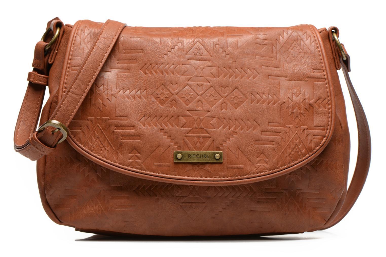 Handbags Rip Curl Omineca Shoulderbag Brown Detailed View Pair