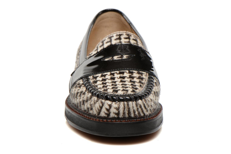 Mocassins MAURICE manufacture Valia Noir vue portées chaussures