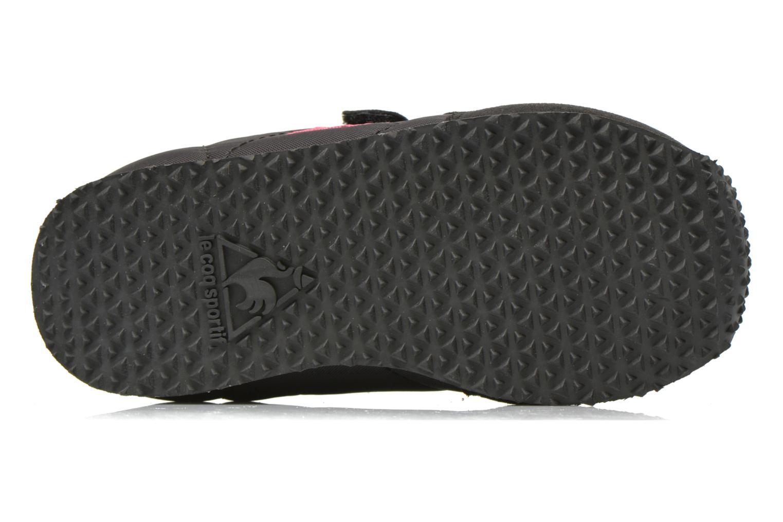 Sneaker Le Coq Sportif Racerone INF schwarz ansicht von oben