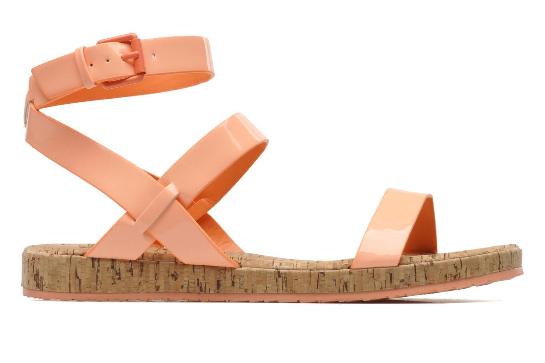 Sandales et nu-pieds Aldo Biravia Orange vue derrière