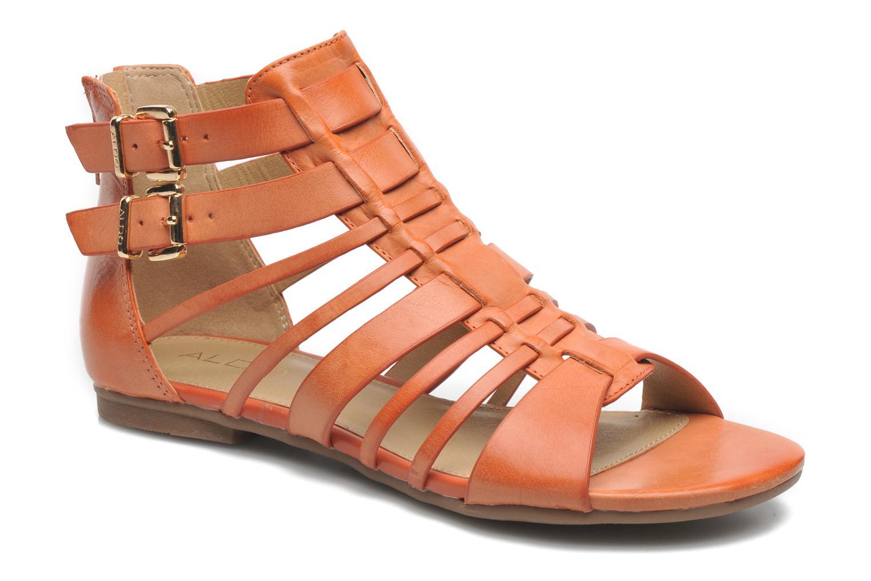 Sandales et nu-pieds Aldo Mariya Orange vue détail/paire