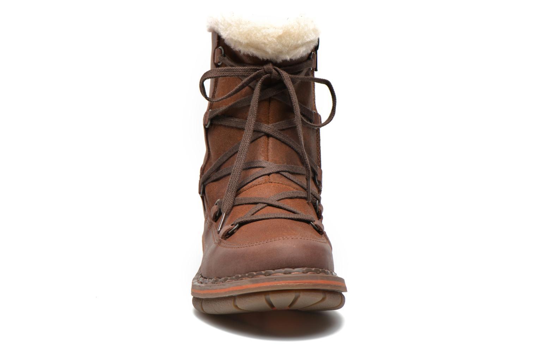 Boots en enkellaarsjes Art Assen 0435 Bruin model