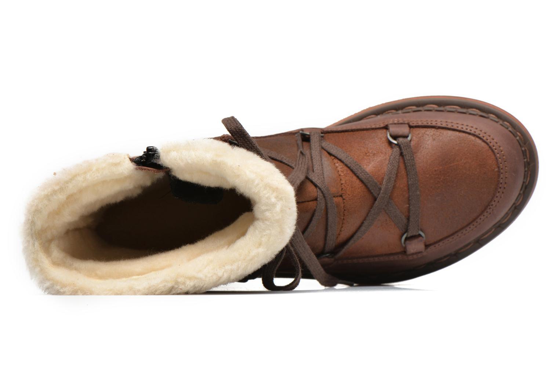 Boots en enkellaarsjes Art Assen 0435 Bruin links