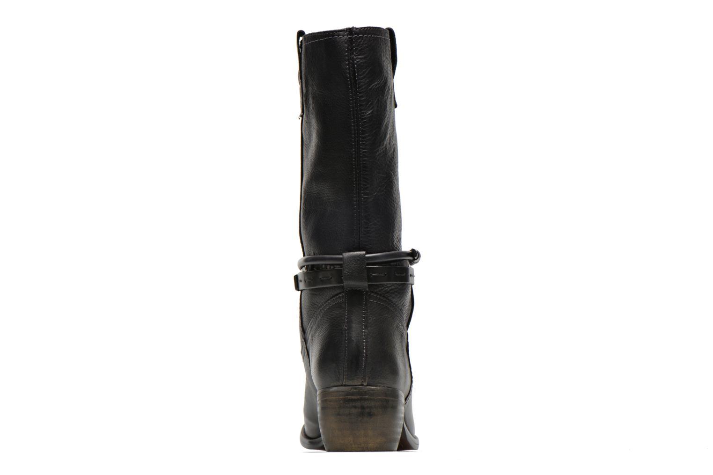 Stiefeletten & Boots Karston Fuzin schwarz ansicht von rechts