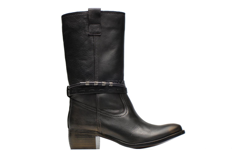 Boots en enkellaarsjes Karston Fuzin Zwart achterkant