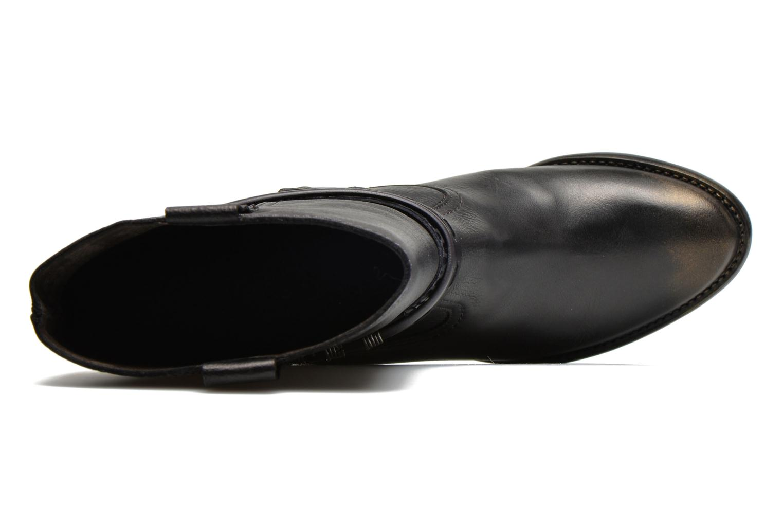 Boots en enkellaarsjes Karston Fuzin Zwart links