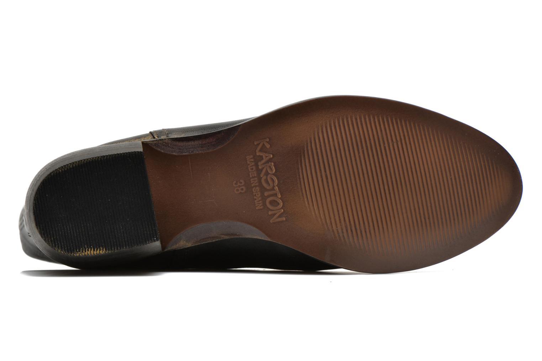 Boots en enkellaarsjes Karston Fuzin Zwart boven