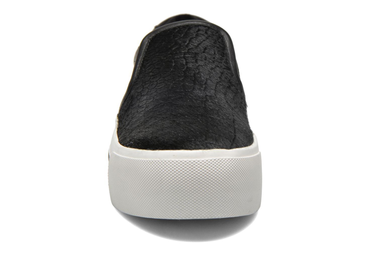 Sneakers DKNY Bless platform Zwart model