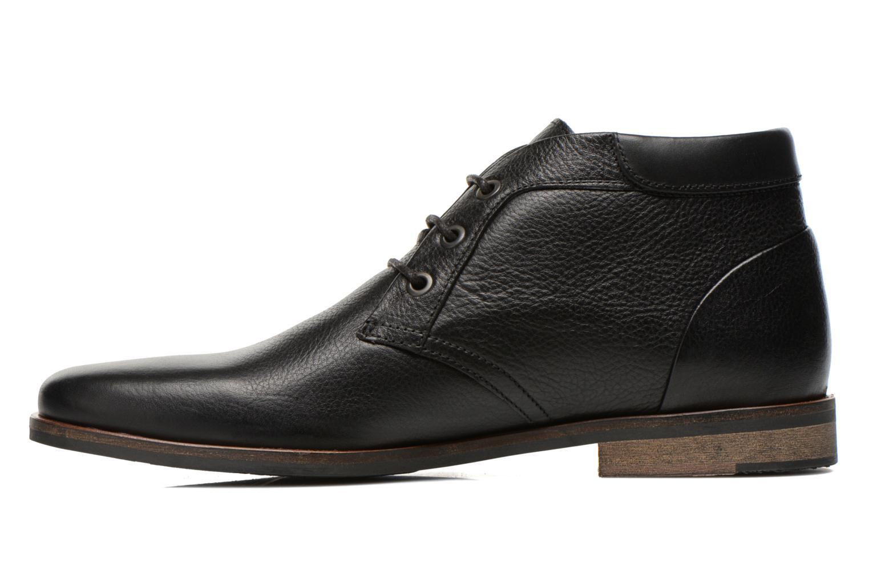 Chaussures à lacets Schmoove Dirtydandy Desert Noir vue face