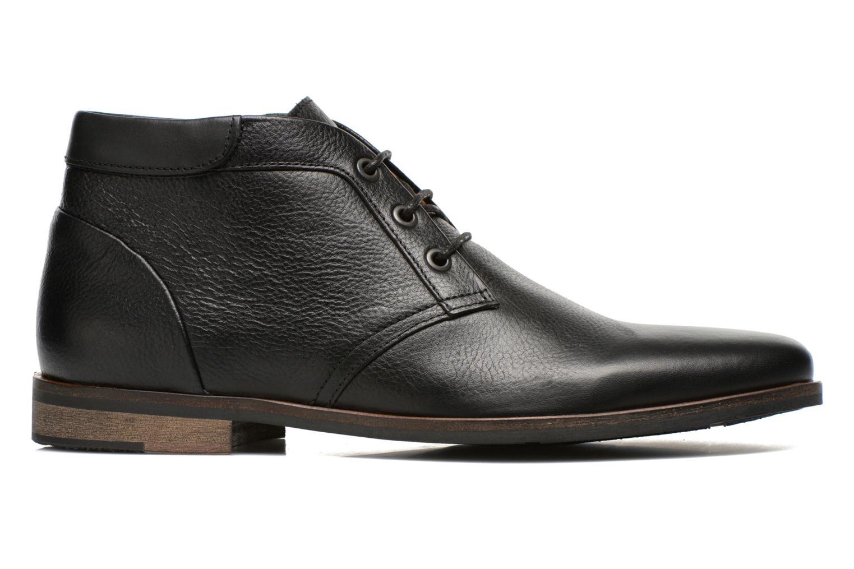 Chaussures à lacets Schmoove Dirtydandy Desert Noir vue derrière