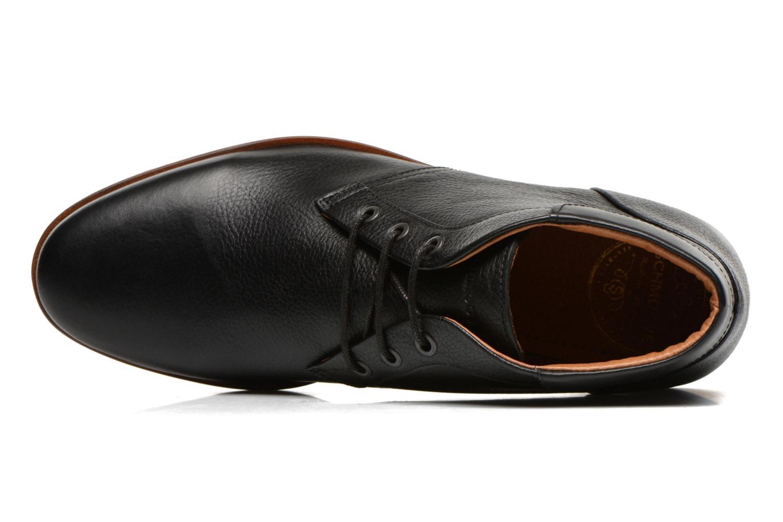 Chaussures à lacets Schmoove Dirtydandy Desert Noir vue gauche