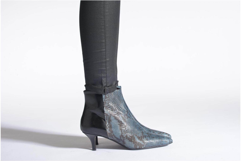 Stiefeletten & Boots Atelier Mercadal Noemi mehrfarbig ansicht von unten / tasche getragen