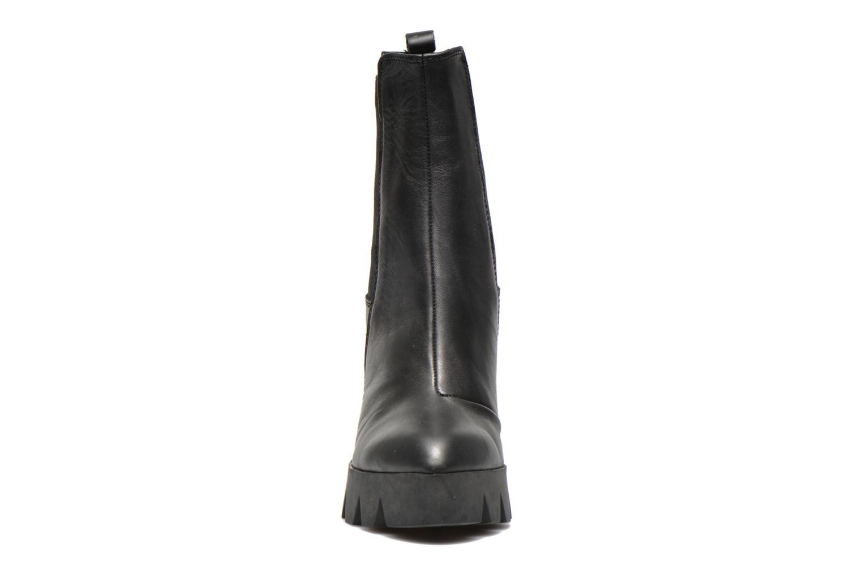 Stiefeletten & Boots Ash Toxico schwarz schuhe getragen