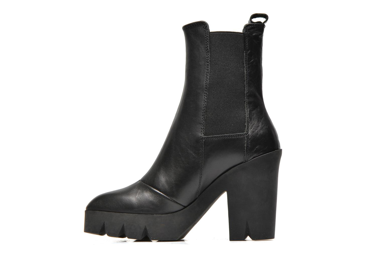 Stiefeletten & Boots Ash Toxico schwarz ansicht von vorne