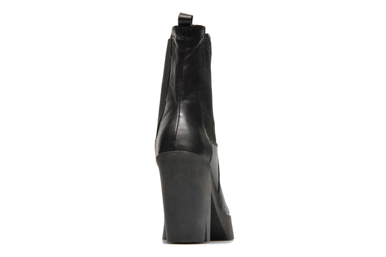 Stiefeletten & Boots Ash Toxico schwarz ansicht von rechts