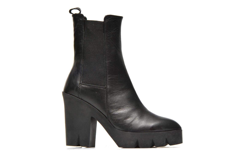 Stiefeletten & Boots Ash Toxico schwarz ansicht von hinten