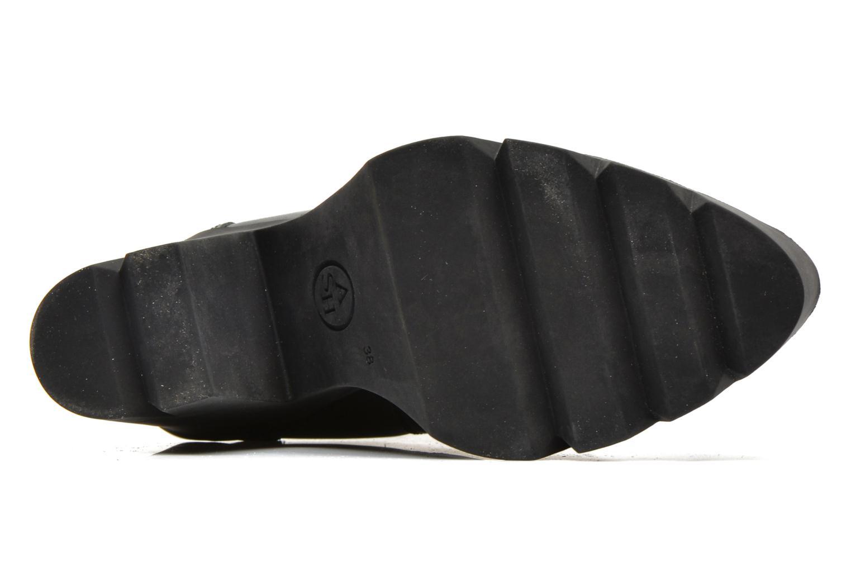 Stiefeletten & Boots Ash Toxico schwarz ansicht von oben