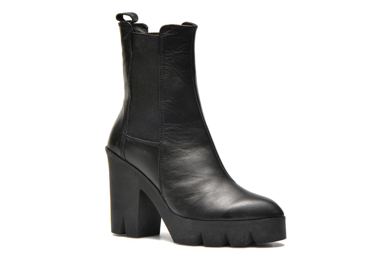 Stiefeletten & Boots Ash Toxico schwarz detaillierte ansicht/modell