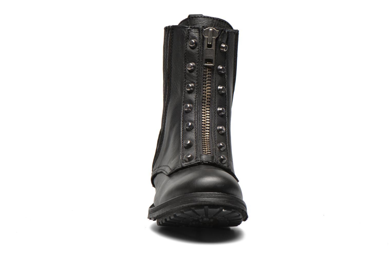 Bottines et boots Ash Rachel Noir vue portées chaussures