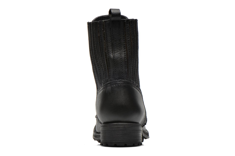 Rachel Destroyer Nappa Black/Antic Gun