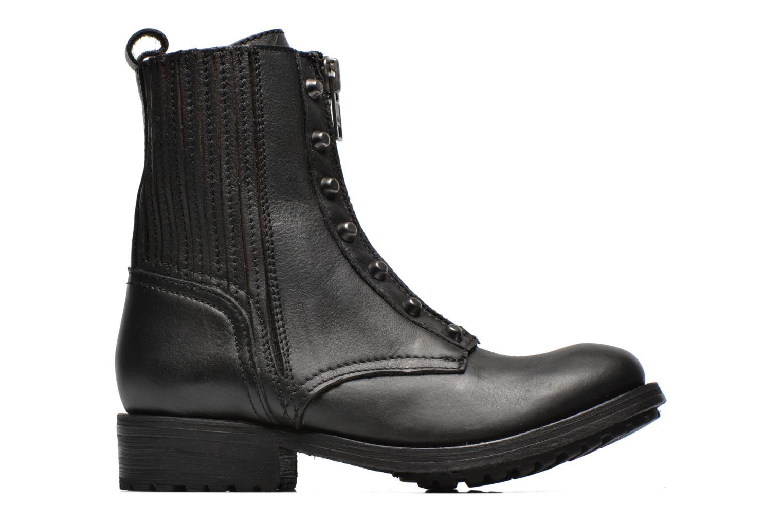 Bottines et boots Ash Rachel Noir vue derrière