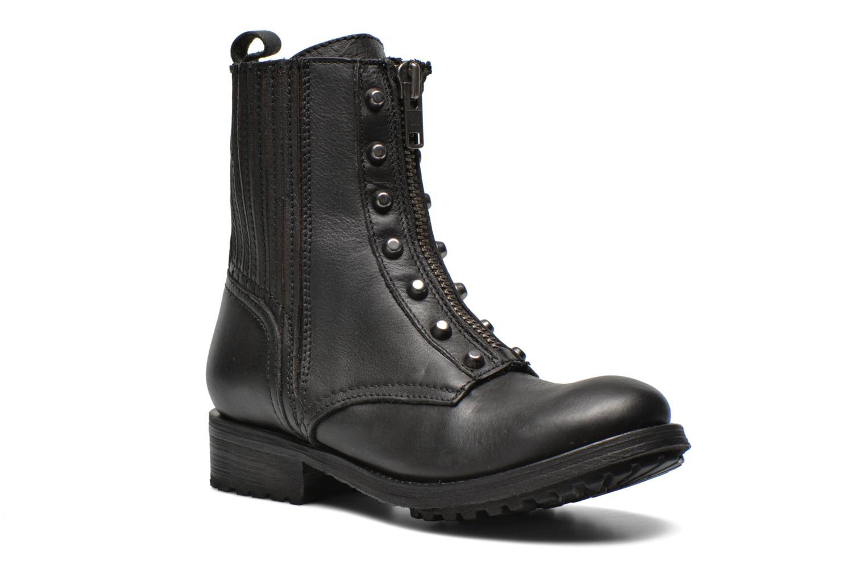 Bottines et boots Ash Rachel Noir vue détail/paire