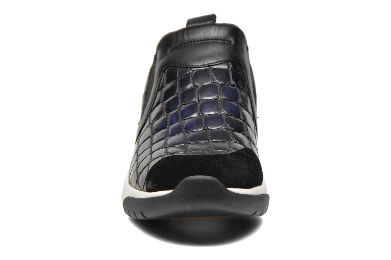 Baskets Ash Set Noir vue portées chaussures
