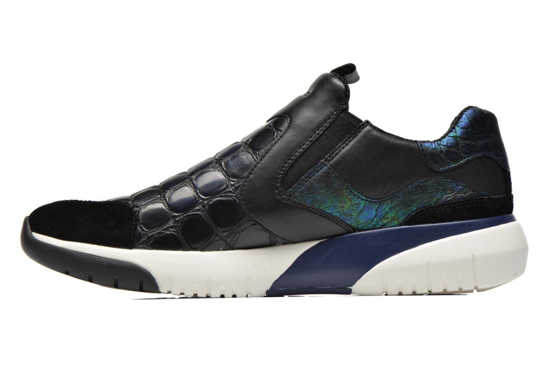 Sneaker Ash Set schwarz ansicht von vorne