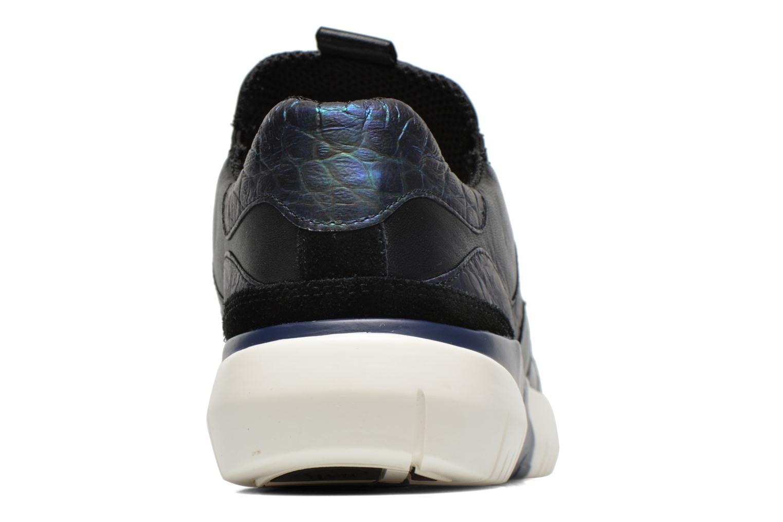 Sneaker Ash Set schwarz ansicht von rechts