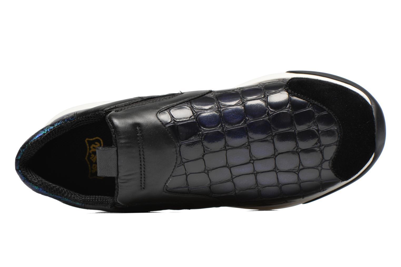 Sneakers Ash Set Zwart links