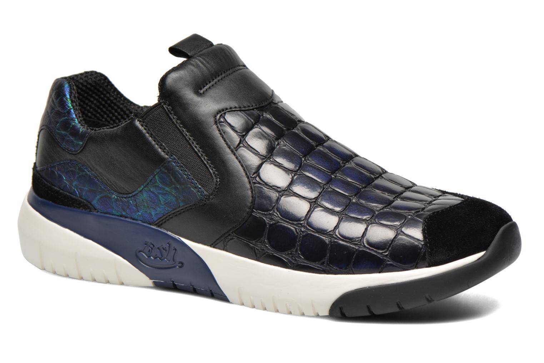 Sneakers Ash Set Zwart detail