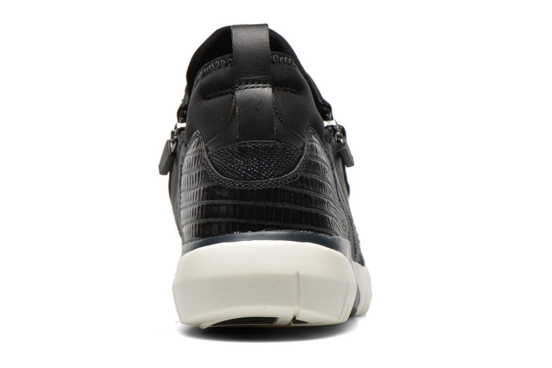 Sneakers Ash Shu Zwart rechts