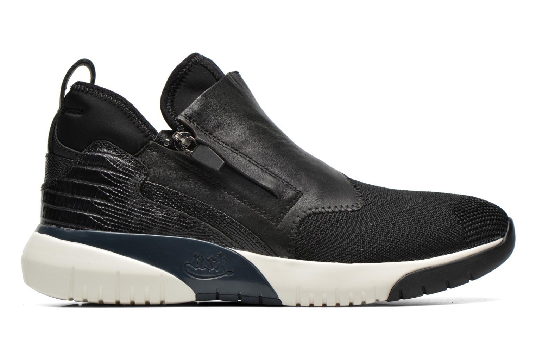 Sneakers Ash Shu Zwart achterkant