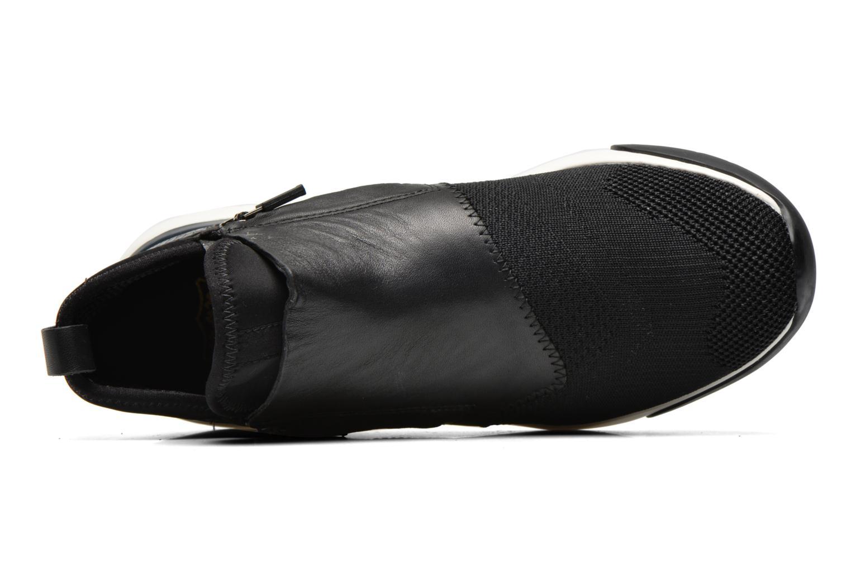 Sneakers Ash Shu Zwart links