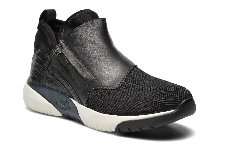 Sneakers Ash Shu Zwart detail