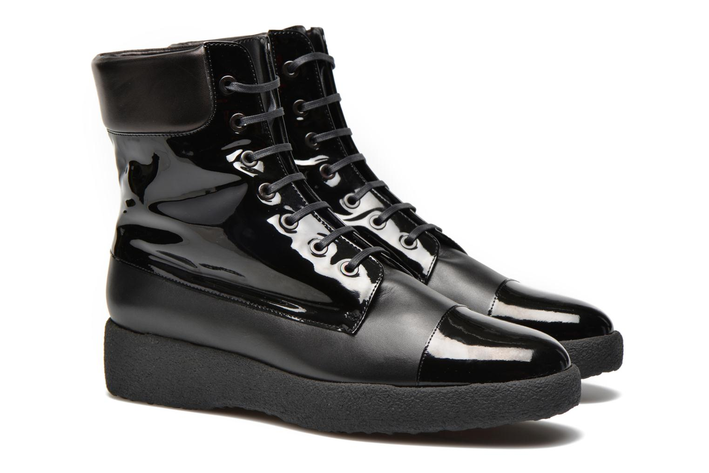 Boots en enkellaarsjes Clergerie Freezj Zwart 3/4'