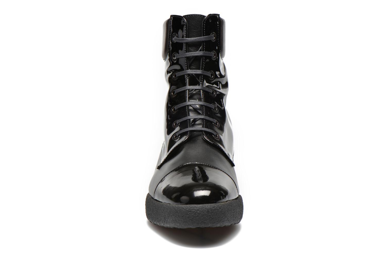 Boots en enkellaarsjes Clergerie Freezj Zwart model