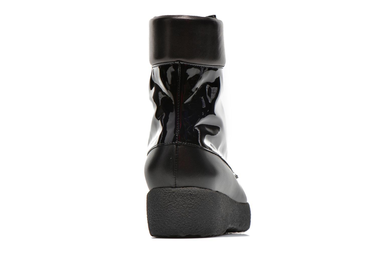 Stiefeletten & Boots Clergerie Freezj schwarz ansicht von rechts