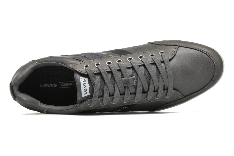 Sneakers Levi's Turlock Refresh Grigio immagine sinistra