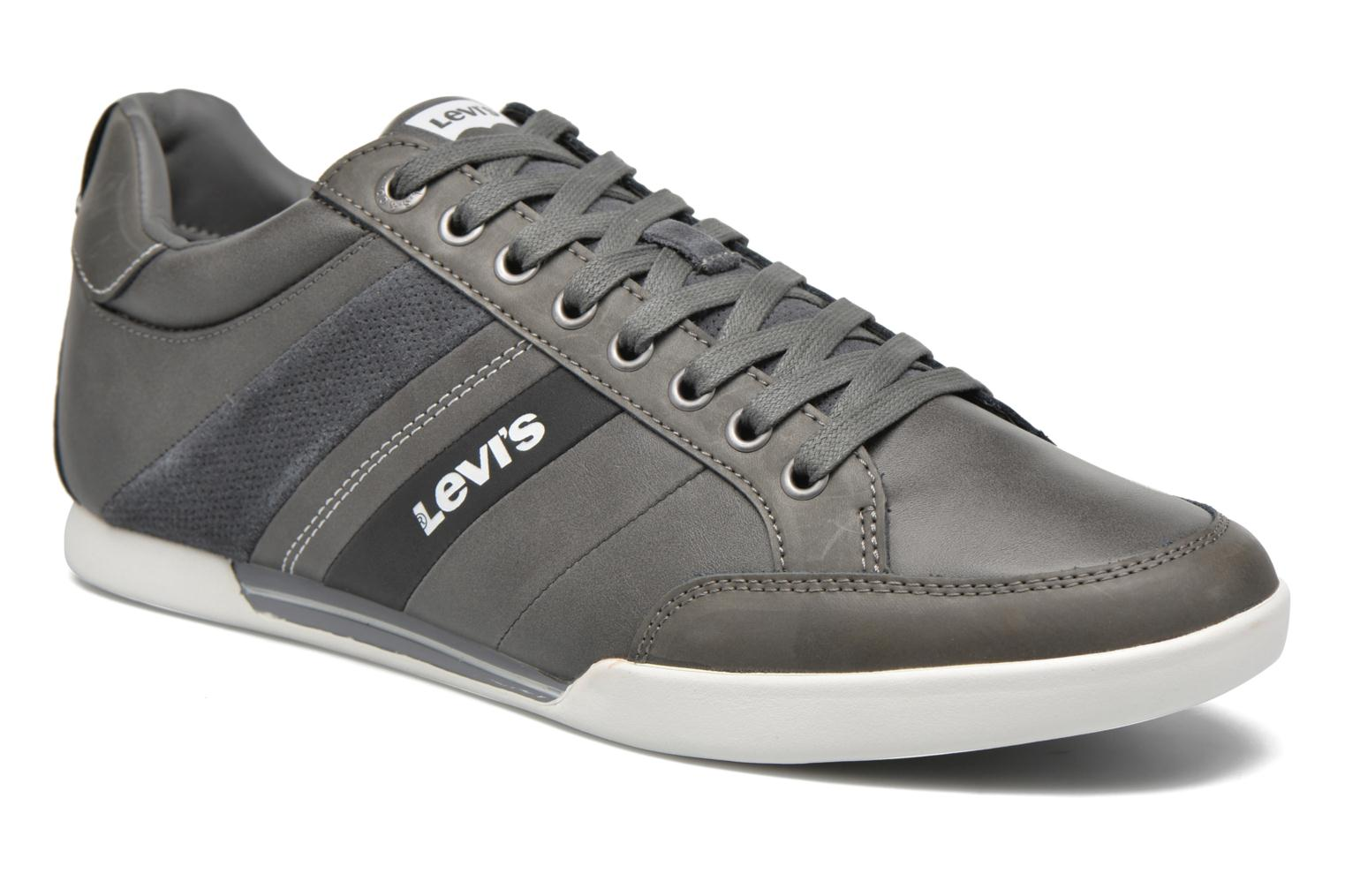 Levi's® VERNON - Trainers - regular black LpBGwLY