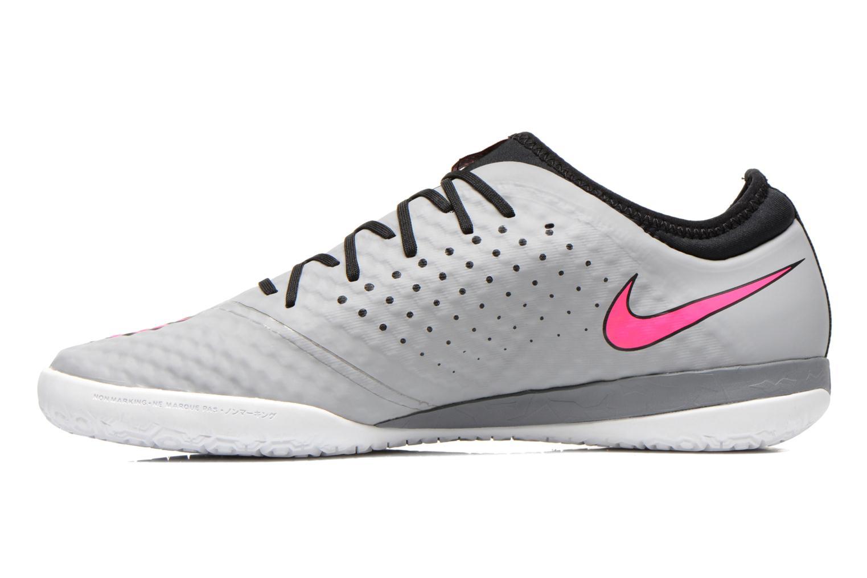Chaussures de sport Nike Mercurialx Finale Ic Gris vue face