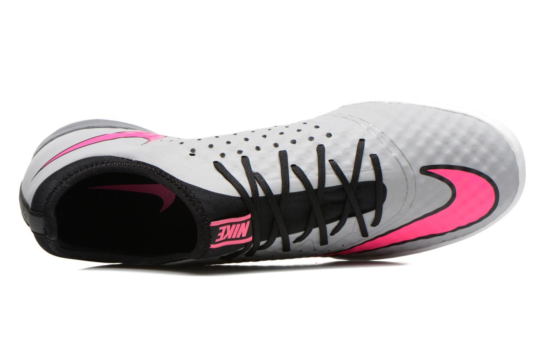 Chaussures de sport Nike Mercurialx Finale Ic Gris vue gauche