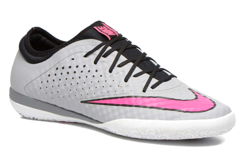 Chaussures de sport Nike Mercurialx Finale Ic Gris vue détail/paire