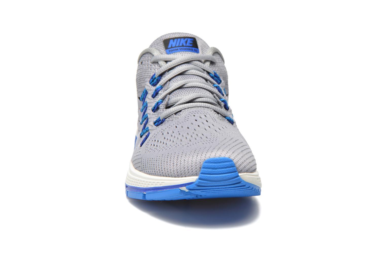 Chaussures de sport Nike Nike Air Zoom Vomero 10 Gris vue portées chaussures
