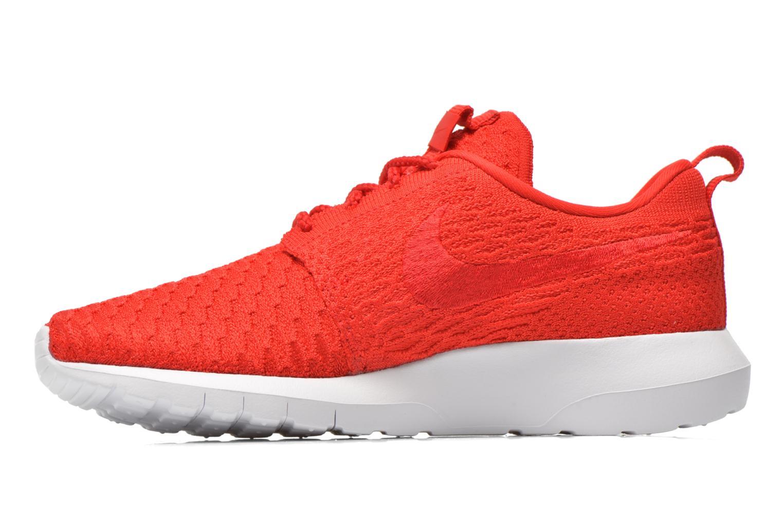 Sneakers Nike Nike Roshe Nm Flyknit Rood voorkant