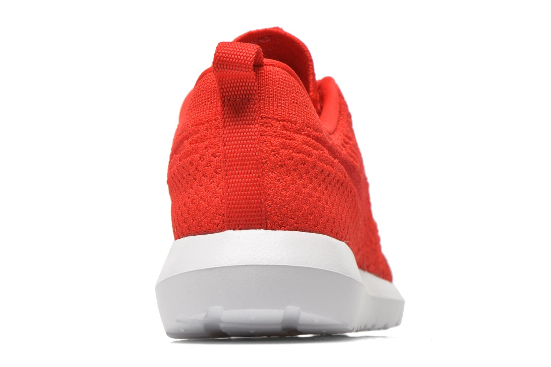 Sneakers Nike Nike Roshe Nm Flyknit Rood rechts