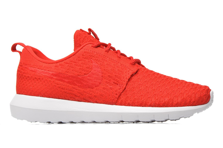 Sneakers Nike Nike Roshe Nm Flyknit Rood achterkant