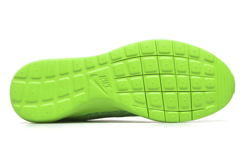 Baskets Nike Nike Roshe Nm Flyknit Vert vue haut