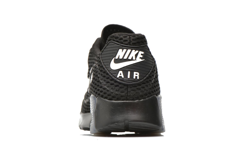 Sneaker Nike W Air Max 90 Ultra Br schwarz ansicht von rechts
