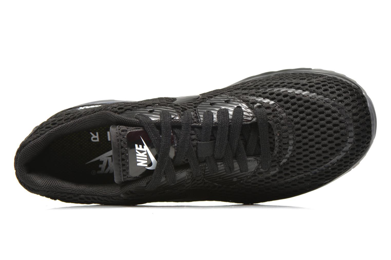 Sneaker Nike W Air Max 90 Ultra Br schwarz ansicht von links